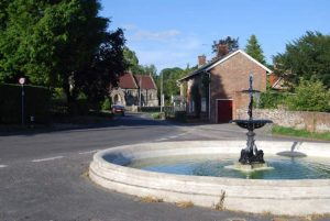 More information about Hinton Martell Fountain